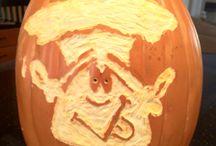 Halloween: Jack-O-Lanterns / by Cindy Grotelueschen