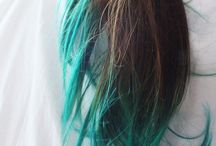 Hair stuff make up clothes
