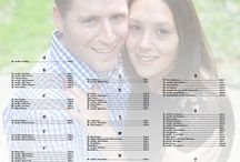 Wedding Roster Boards