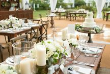 Conservatory Reception Decor