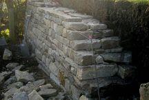 kamenne mury