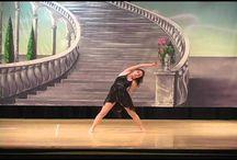 Coregrafii dans