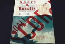 Sports Editorial Design