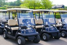 New Club Car Buggies / With the Visage Mobile System