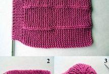 receitas de croche e trico