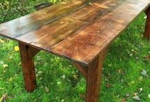 Rustic Table Ideas