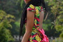 I <3 African print