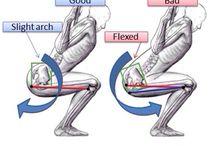Squat & lunges