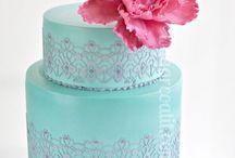 Cakes! / by Ciara Garrett