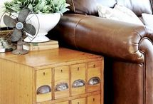 Furniture  - Side tables, drawers etc