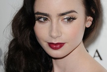 Lily Jane Collins. / by manami