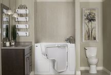 Accessible Bathrooms and Tubs