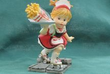 KITCHEN FAIRIES / Ceramic figures to decorate your home.