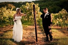 Weddings at Seven Springs Winery / Seven Springs Winery is the perfect location for a beautiful indoor or outdoor wedding!  Take a look as some of these pictures from weddings held here at our facilities!