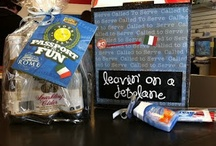 McKenna Missionary care package ideas