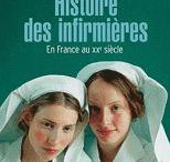 Histoire des infirmières / Découvrez les livres du Centre de documentation concernant l'histoire des infirmières.