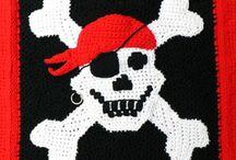 crocheting / by Debbie Hammel