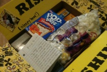 Care Packages! / Everybody loves a care package...especially a themed, thoughtful or tasty package! / by Lisa Seitz