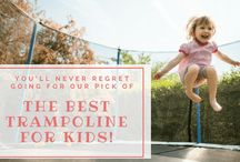 You'll Never Regret Going For Our Pick Of The Best Trampoline For Kids!