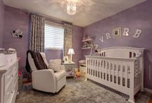 Decor Baby / Everything you need for the perfect baby bedroom of your dreams!  Drapery with coordinating crib ensembles, Hunter Douglas blinds, area carpets, Canadian-made cribs, dressers etc.