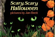 Halloween Picture Books / Picture books to read for Halloween!