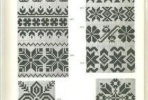 Diverse mønster