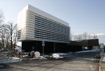 CERN Bâtiment 774 / Nueva Sede de Control, Laboratorios y Auditorio #cern #774 #oficinas #sede #ginebra #suiza #octaviomestre