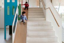Escaliers pour enfants / Profitez de l'escalier de votre maison pour créer des espaces qui amuseront les petits comme les grands !