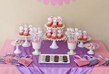 Birthday party ideas for the kiddos / by Jessica Hoylman