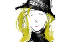 Il mio amico Ualschi / raccolta di disegni