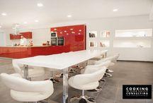 CWC - Facilities / Οι εγκαταστάσεις του Cooking Workshop Consulting, στην Θεσσαλονίκη