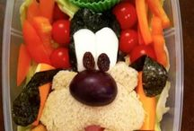 Make Ahead School Lunch Ideas / Cute ideas for what to pack for your kids' school lunch!