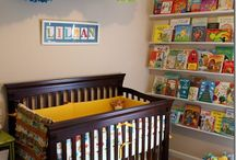 Baby ~ Nursery Ideas / by Erin Sutton
