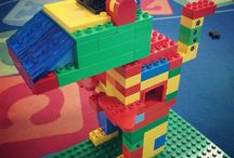 Lego works / Children's art work with Legos!