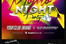 Flyer PSD Templates / Check out our beautiful Photoshop PSD Templates Flyers
