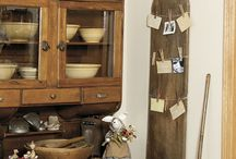 Country Organization / Don't sacrifice style to stay organized in your country home—get your act together with these fun hints. / by Country Sampler Magazine