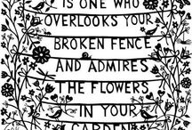 Quotes / by Arla D