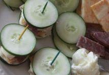 Lunch Ideas / by Kim Varady