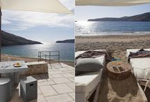 Serifos Hotel Coco-mat / Coco-mat Eco Residences in Serifos offer all the comforts of a modern holiday accommodation combined with luxury and the philosophy and the aesthetics of COCO-MAT. http://serifos.coco-mat-hotels.com/