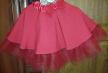 Dziecięce ubrania osobiście szyte. / Kilka fasonów odzieży dziecięcej szyste osobiśćie dla swojej córki .