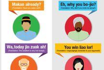 Singapur - pomocny