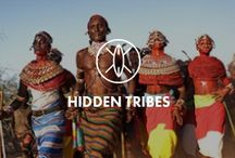 HIDDEN TRIBES / Indigenous peoples that use tourism to support their traditional way of life. Sustainable tourism plays in important role in the tribe's self determination. Focus on community tourism.