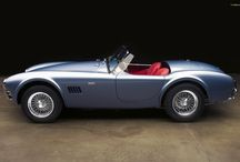 British Sports Cars / by Michael DeVore