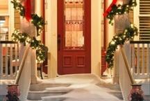 Christmas : Porch