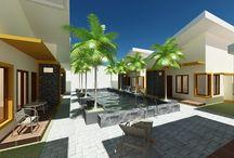 design private cottages