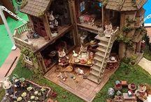 Sylvanian - miniature -