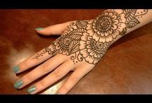 henna / by maddy landis-croft