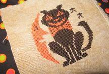 Fall Cross Stitch Patterns