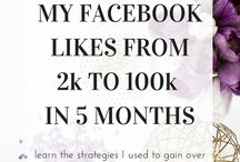 Social Media Facebook Strategy/Tips