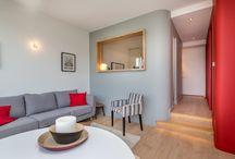 16 studios / 16 studios | Rue Charcot, Paris 13e | Maîtrise d'ouvrage : SCI Tracy | Studio Vincent Eschalier - Architecture & Design